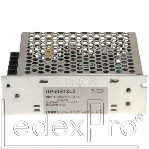 Блок питания интерьерный 12В 50Вт (UP50S12L2)