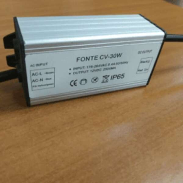 Блок FONTE CV-30W