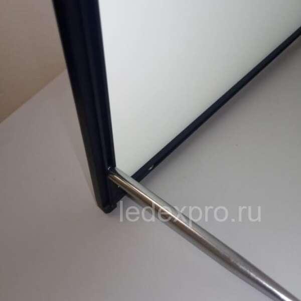 Панели с каленым стеклом стержень