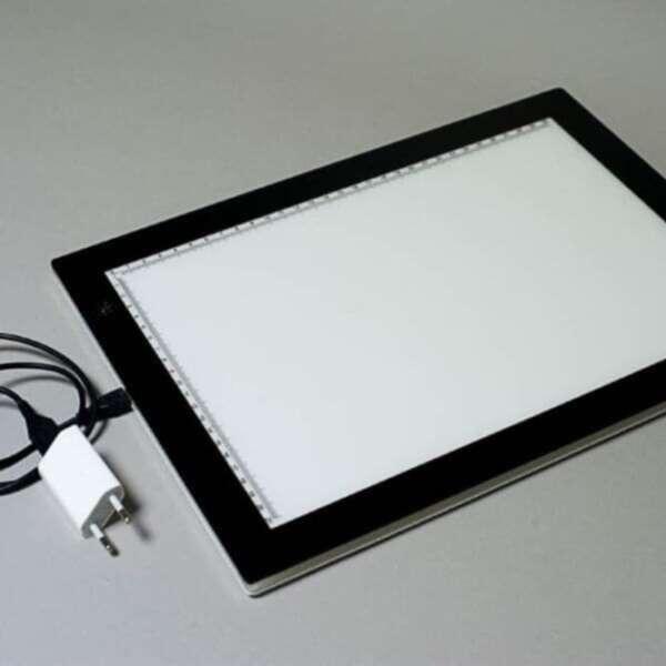 Светодиодный планшет вид