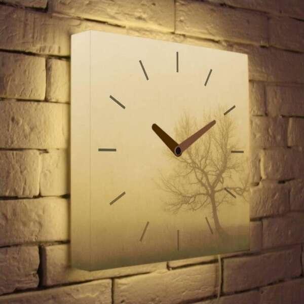 Световые часы